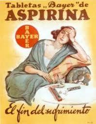 Aspirina ibuprofeno