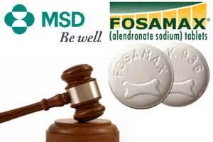 Fosamax MSD