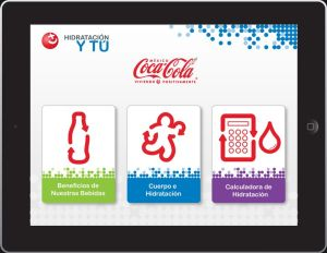 Hidratación Coca Cola