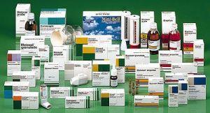 Medicamentos hospital industria