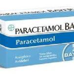Paracetamol medicamento hígado daño hepático reacciones adversas
