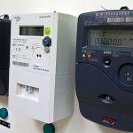 contadores inteligentes luz electricidad