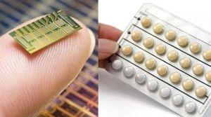 Chip anticonceptivo