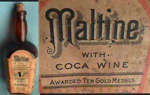 Cocaína vino fármaco