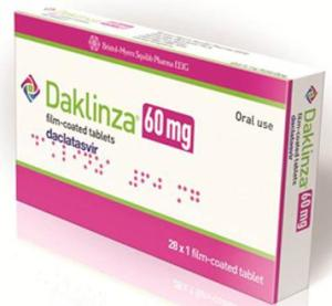 Daklinza hepatitis