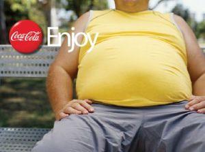 Coca-Cola obesidad diabetes