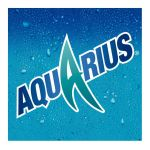 Aquarius coca-cola