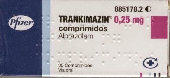 Resultado de imagen de trankimazin retard