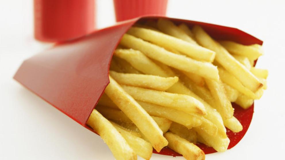 T 243 Xicos En Los Alimentos La Acrilamida De Patatas Fritas