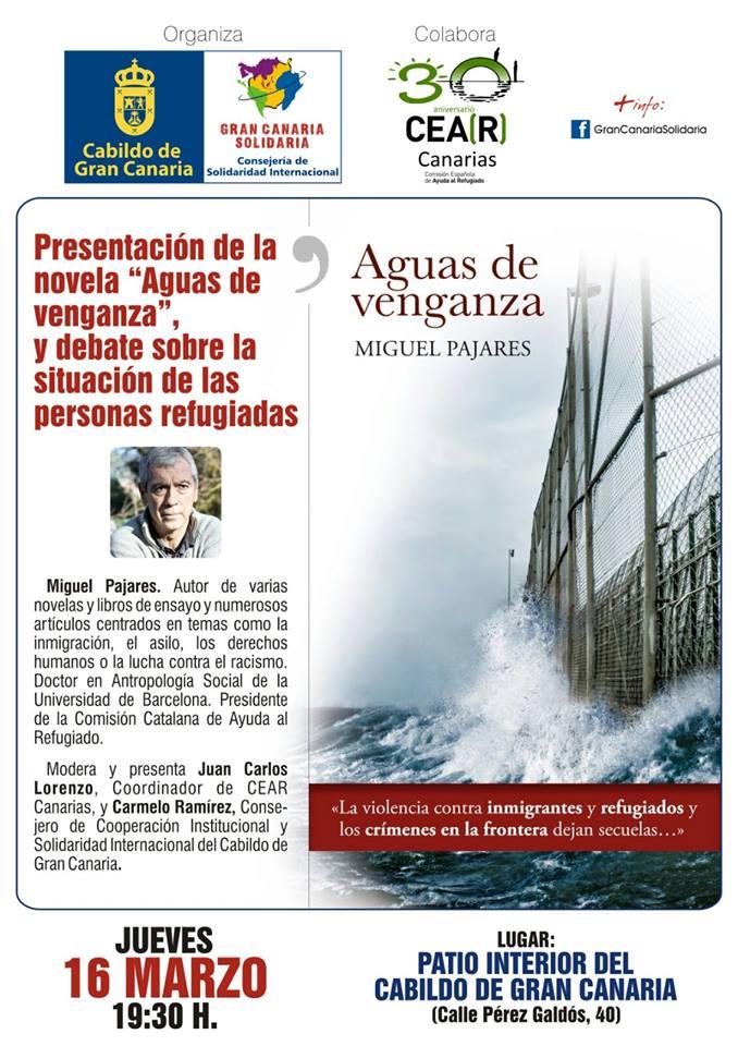 Aguas de venganza en Gran Canaria