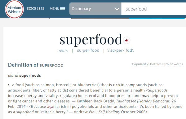 superfood_definition
