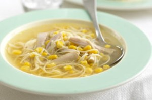 Chicken & Sweetcorn Soup