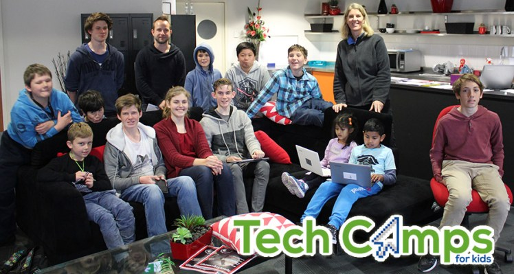 Tech Camps 4 Kids