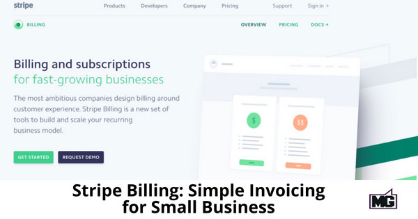 Stripe Billing Simple Invoicing for Small Business - Mike Gingerich