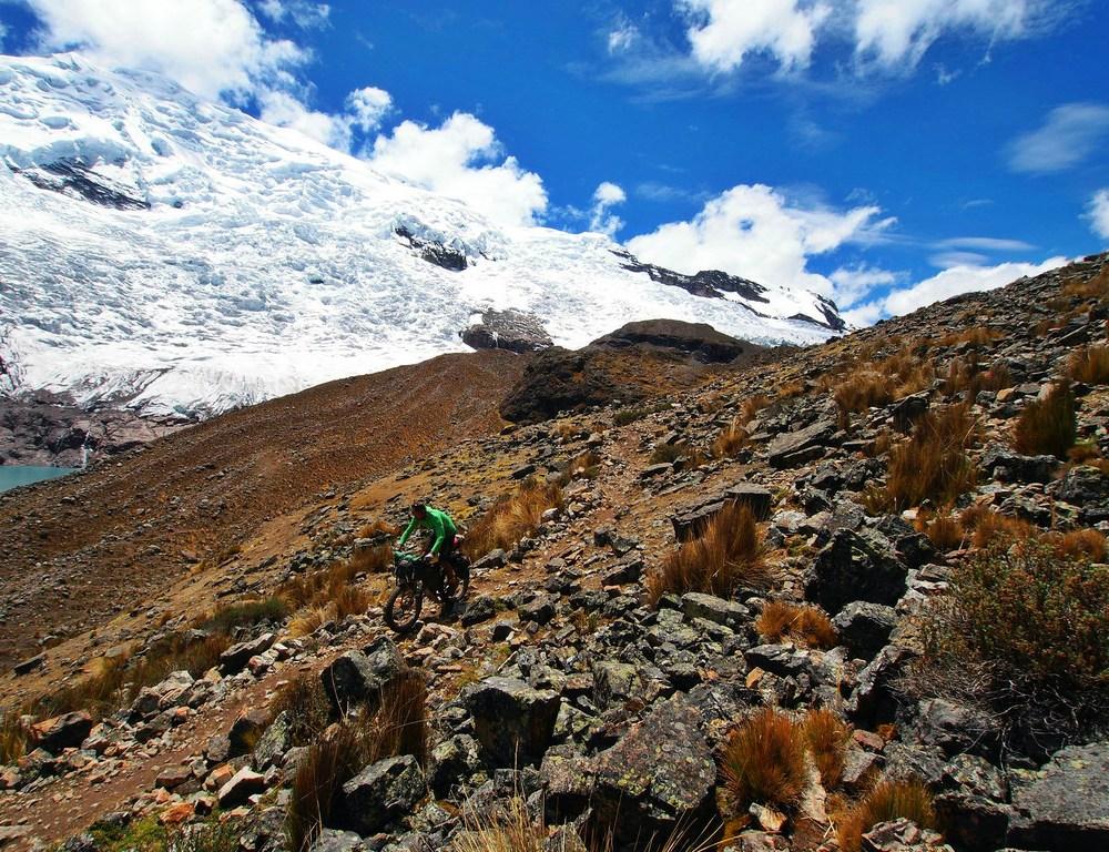 La Paz to Cusco: The Mountains