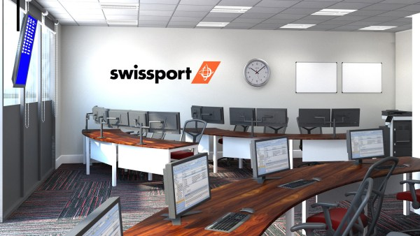 Swissport Despatch Desks CGI