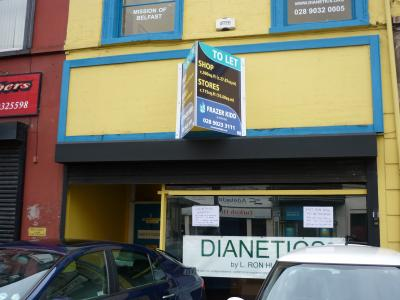 scientology belfast- to let