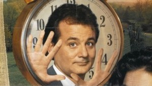 Groundhog Day -- theme movie of corporate scientology