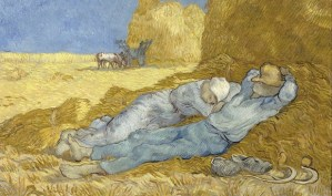 Van Gogh may have had ideal orgs in mind....