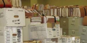 "It's Always ""The Files"""