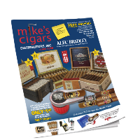 Mike's Cigars May Catalog Online