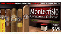 Montecristo Connoisseur Collection Special Sampler