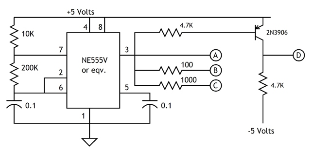 did a simulation of a simple rc circuit