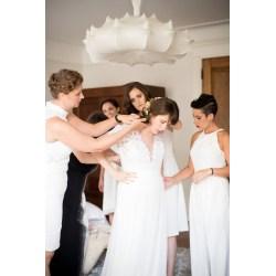 Small Crop Of The Wedding Bride