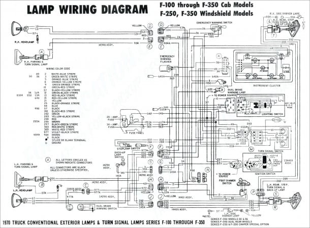 60 Powerstroke Injector Wiring Diagram