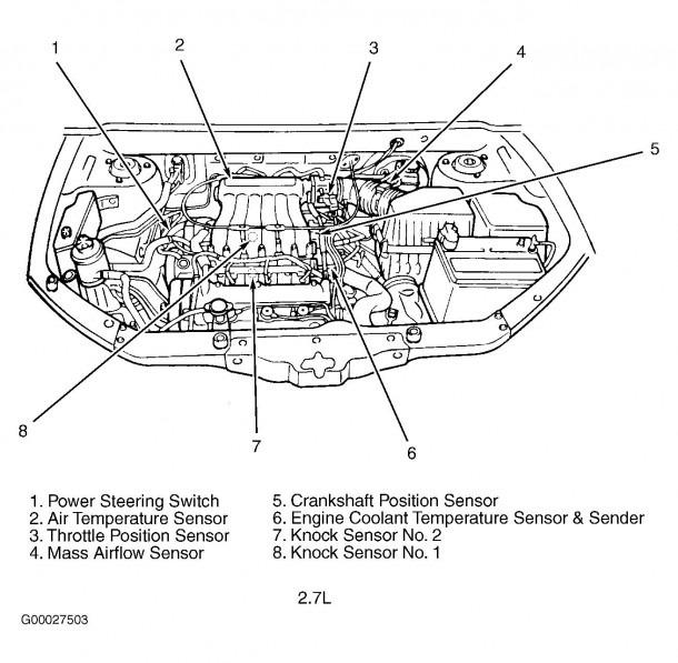 2007 Hyundai Engine Diagram Wiring Diagram