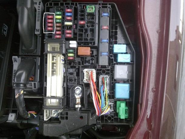 2011 Scion Xb Fuse Diagram Wiring Diagram