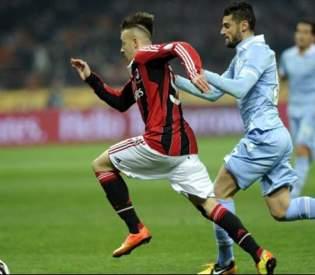 Milan-Lazio Serie A 2014/2015: presentazione