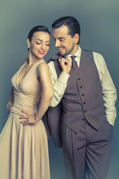 Andrea Bassi e Alice Gaini