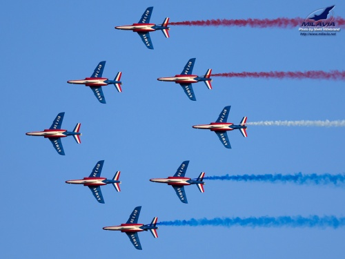 Horror Hd Wallpapers 1366x768 Milavia Military Aircraft Wallpapers Patrouille De France