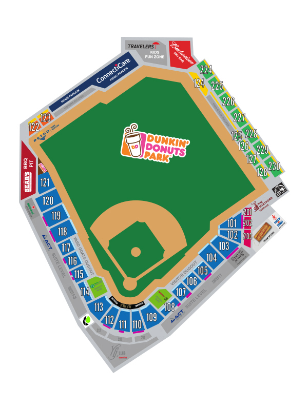 Wrigley Field Seating Chart With Row Numbers Awesome Home
