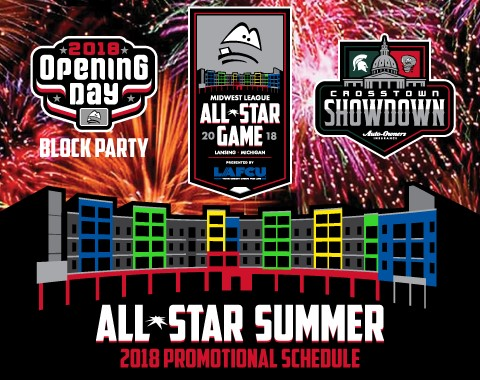MWL All-Star Game presented by LAFCU highlights 2018 Lugnuts