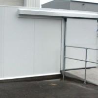 External coldrooms