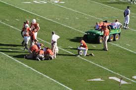 Sports injuries 11