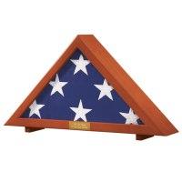 Veteran's Flag Display Case - Military Flag Display Case ...
