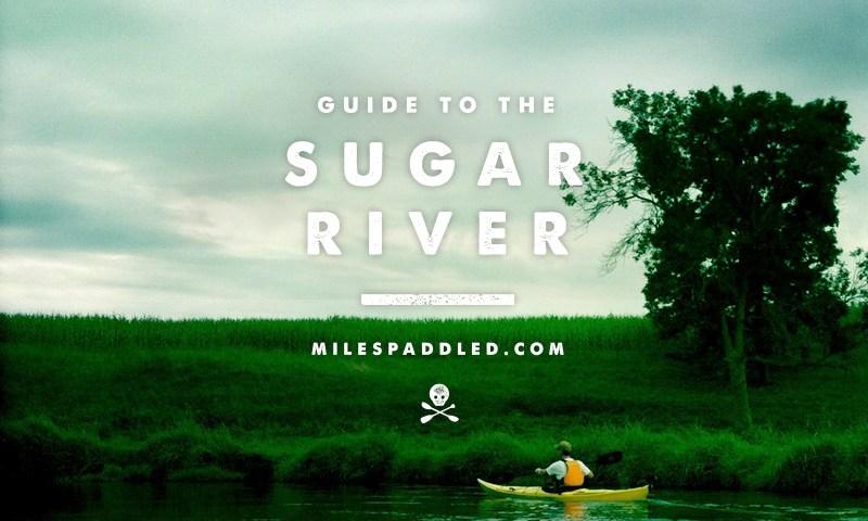 Sugar River Paddle Guide