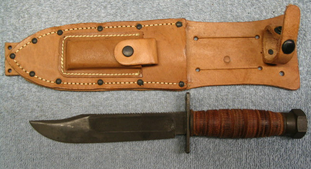 Military Fighting Knives Collection