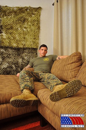 army-male-naked
