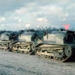 Hugo Jaeger-117 Tanks standby for the European campaign in 1940
