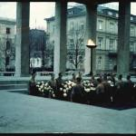 Munich Germany November 9, 1938 during the remembrance of the Putsch02