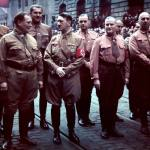 Munich Germany November 9, 1938 during the remembrance of the Putsch03