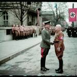 Munich Germany November 9, 1938 during the remembrance of the Putsch23