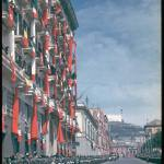 Naples at the time of Hitler's state visit.