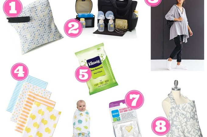 What to pack when traveling with baby | Pretty Polymath