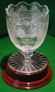 The Millennium Cup trophy
