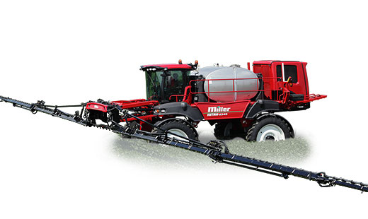 Nitro 5000 and 6000 Series » Miller Self Propelled Sprayers